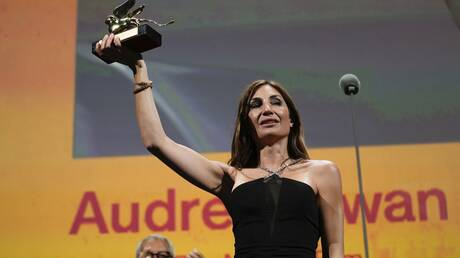Κινηματογραφικό Φεστιβάλ Βενετίας: Στην Οντρέ Ντιγουάν ο Χρυσός Λέοντας - Όλα τα βραβεία