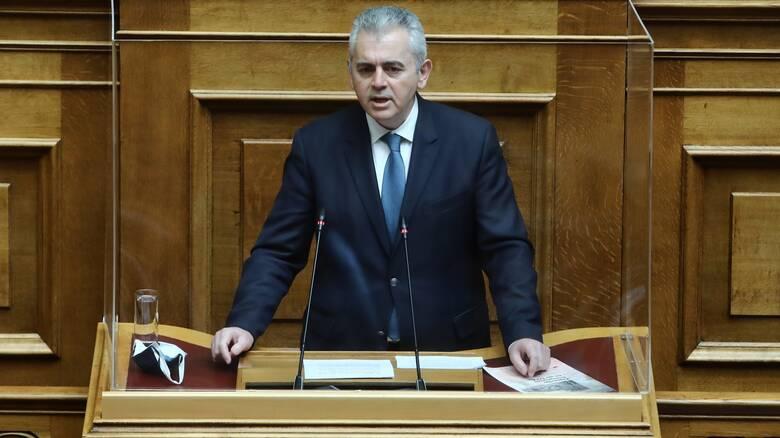 Μ. Χαρακόπουλος: «Μήνυμα αισιοδοξίας η ολοκλήρωση του σχολείου στο Δαμάσι»