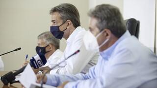 Μητσοτάκης από τα Φάρσαλα: Η ανάπτυξη θα αφορά όλους τους Έλληνες