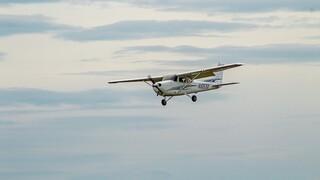 Πτώση αεροσκάφους ανοιχτά της Σάμου - Σε εξέλιξη επιχείρηση έρευνας και διάσωσης