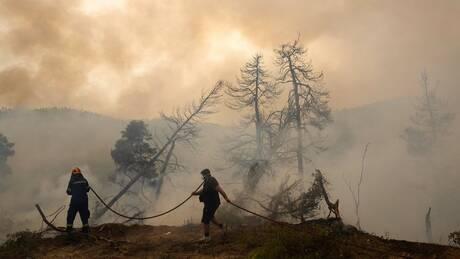 Κλιματική αλλαγή: Πιθανή μετανάστευση 200 εκατ. ανθρώπων έως το 2050