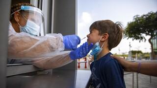 Ισραήλ: Ένα στα δέκα παιδιά είχε συμπτώματα κορωνοϊού μήνες μετά την ανάρρωση