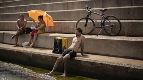 Κλιματική αλλαγή: Διπλάσιες σε σχέση με πιο παλιά οι ημέρες με θερμοκρασία άνω των 50 βαθμών Κελσίου