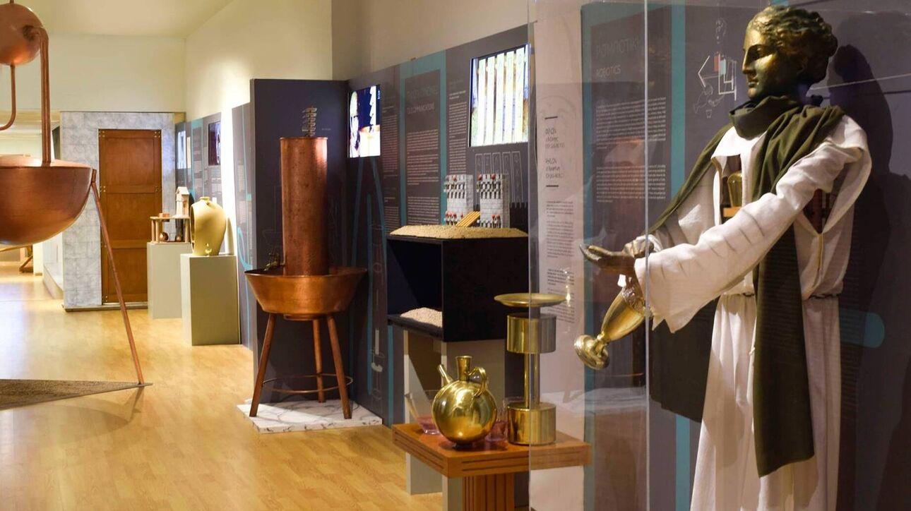 Μουσείο Κοτσανά Αρχαίας Ελληνικής Τεχνολογίας: Δράσεις για όλη την οικογένεια