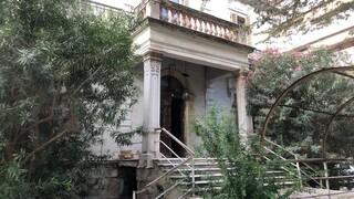Θεσσαλονίκη: Βίλα Σιάγα, ένα διώροφο διατηρητέο διηγείται την ιστορία της παλιάς πόλης