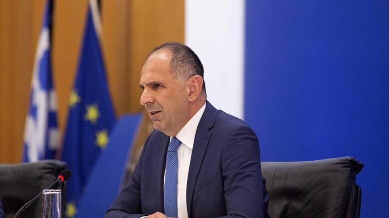Συνάντηση Γεραπετρίτη με Βελόπουλο στη Βουλή - Τι συζήτησαν οι δύο πολιτικοί