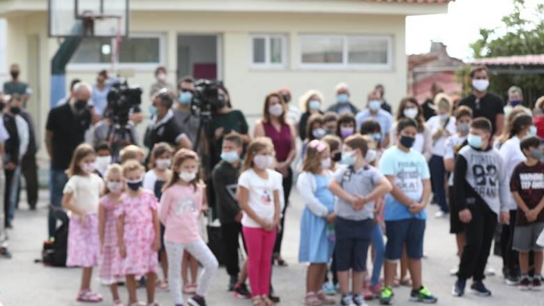 Κορωνοϊός - Λινού: Το ποσοστό των παιδιών που μεταδίδει τον ιό θα αυξηθεί το επόμενο διάστημα