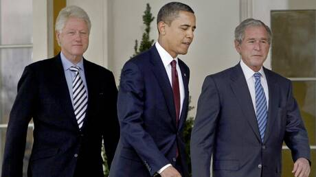 Μπους, Κλίντον και Ομπάμα ενώνουν τις δυνάμεις τους για τους Αφγανούς πρόσφυγες
