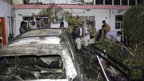 ΗΠΑ: Άγνοια δηλώνει ο Μπλίνκεν εάν η επιδρομή στην Καμπούλ σκότωσε αμάχους