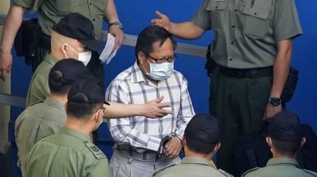 Χονγκ Κονγκ: Ποινές φυλάκισης σε εννέα άτομα για συμμετοχή σε συγκεντρώσεις για Τιενανμέν