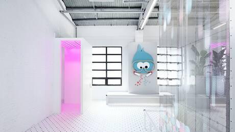 Το «Παιδικό Μουσείο Γυαλιού 2.0» στη Σαγκάη απογειώνει το γυαλί, το ντιζάιν και τη μάθηση