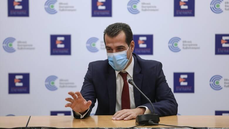 Πλεύρης: Μέσα στην επόμενη εβδομάδα η εισήγηση για την τρίτη δόση στον γενικό πληθυσμό