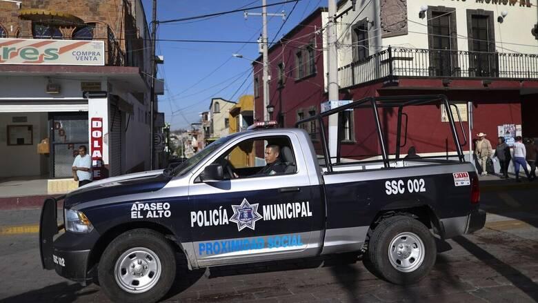 Μεξικό: Οι αρχές διέσωσαν 22 ξένους που είχαν απαχθεί σε ξενοδοχείο