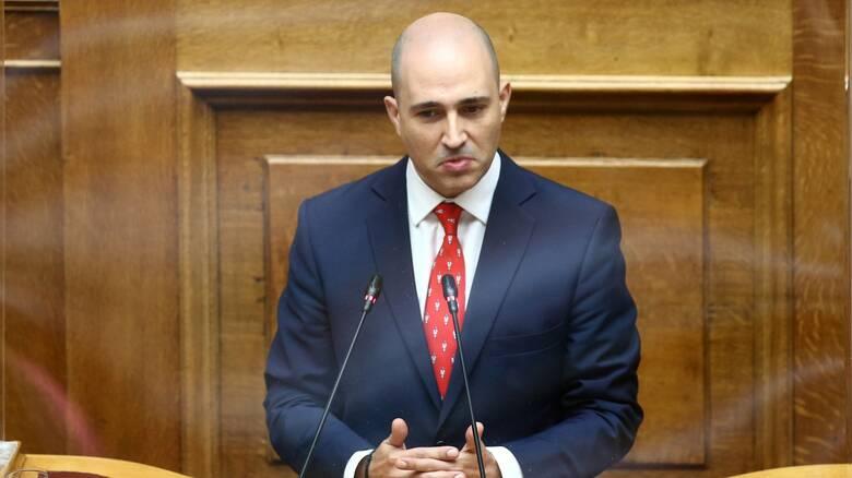 Την διαγραφή του Μπογδάνου από τη ΝΔ ζητά ο ΣΥΡΙΖΑ