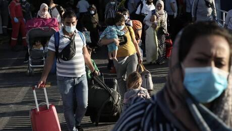 Υπ. Μετανάστευσης: Μειωμένοι κατά 81% οι διαμένοντες στα νησιά