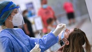 Κορωνοϊός - Αρκουμανέας: Σε ύφεση η πανδημία - Δεν επαληθεύτηκαν οι εκτιμήσεις για μετά τις διακοπές