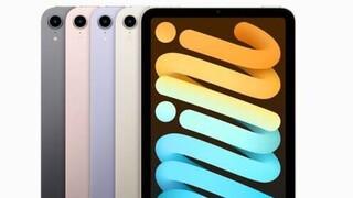 Apple: τι νέο φέρνει στο iPad mini και στο «κλασικό» iPad