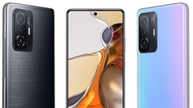 Τα νέα smartphones της Xiaomi δίνουν έμφαση στην κάμερα και στη γρήγορη φόρτιση