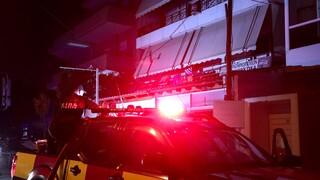 Τραγωδία στον Άγιο Δημήτριο: Νεκρή μια γυναίκα 45 ετών από φωτιά σε διαμέρισμα