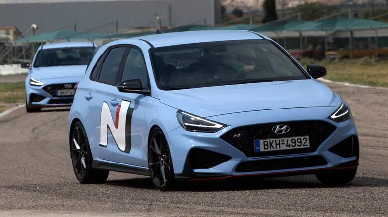 Τα καινούργια Hyundai i20, i30 και Kona N είναι πραγματικά σπορ μοντέλα