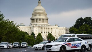 ΗΠΑ: Η αστυνομία ζητά βοήθεια από την Εθνοφρουρά λόγω διαδήλωσης έξω από το Καπιτώλιο