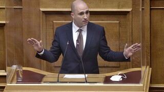 Να κινηθούν όλες οι προβλεπόμενες κοινοβουλευτικές διαδικασίες για τον Μπογδάνο ζητά ΣΥΡΙΖΑ