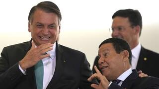Βραζιλία: Ανεμβολίαστος θέλει να πάει στη Γενική Συνέλευση του ΟΗΕ ο Μπολσονάρου