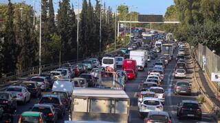 EuroMed9: Απροσπέλαστο το κέντρο της Αθήνας - Στο «κόκκινο» η κίνηση