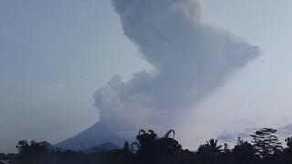 Ιαπωνία: Οι αρχές εξέδωσαν προειδοποίηση μετά την έκρηξη ηφαιστείου