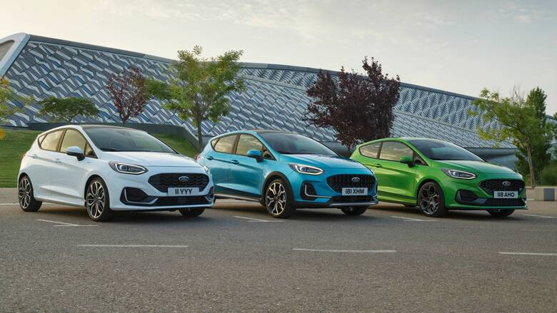 To Ford Fiesta αναβαθμίστηκε και ανανεώθηκε