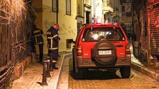Θεσσαλονίκη: Επίθεση με γκαζάκια σε κτήριο όπου στεγαζόταν Εφορία