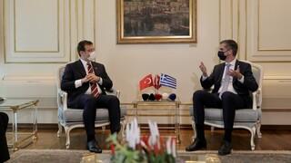 Στην Αθήνα Εκρέμ Ιμάμογλου - Θα συναντηθεί με τον Μπακογιάννη