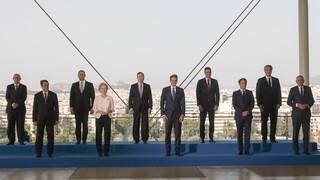 EUMED 9: Σε εξέλιξη οι εργασίες της Συνόδου - Κλιματική κρίση και ασφάλεια στην ατζέντα