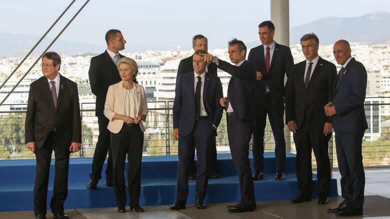 EUMED 9: Η Διακήρυξη της Αθήνας για την Κλιματική Αλλαγή