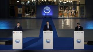 EUMED9 - Μακρόν: Η ΕΕ πρέπει να είναι σε θέση να αντιμετωπίζει τις προκλήσεις στην περιοχή της