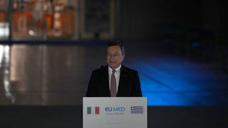EUMED9: Ντράγκι και Σάντσεθ ζητούν ανάληψη δράσης στην ΕΕ για τις αυξημένες τιμές ρεύματος