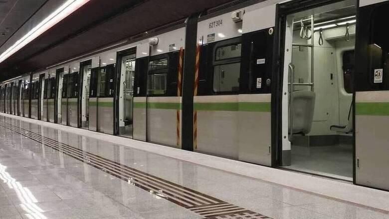 Μετρό: Χωρίς δρομολόγια προς και από το αεροδρόμιο για μισή ώρα το μεσημέρι του Σαββάτου