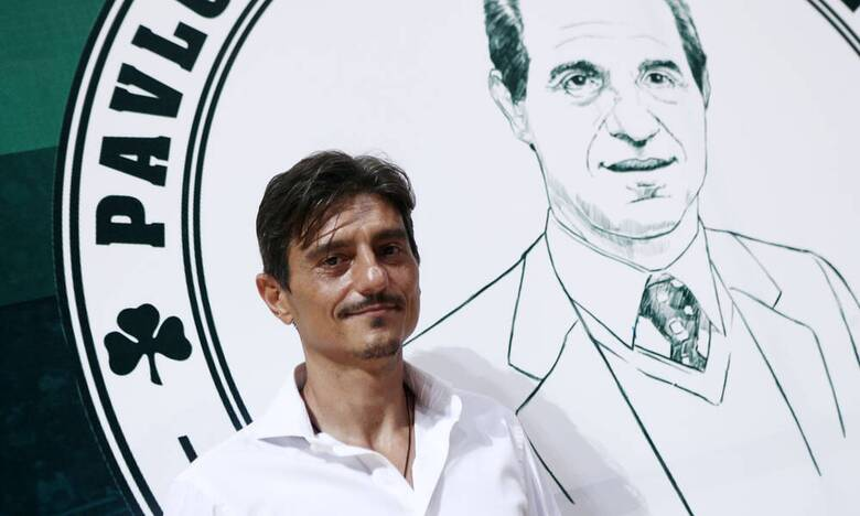 Δημήτρης Γιαννακόπουλος: Η ειδική αναφορά και το «ευχαριστώ» στον Ζέλικο Ομπράντοβιτς