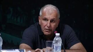 Ομπράντοβιτς: «Ο Παύλος Γιαννακόπουλος ήταν δίπλα μας σε όλα - Δεν θα ξεχάσω ποτέ όσα έκανε»