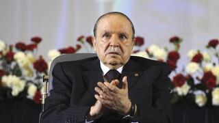 Πέθανε ο πρώην πρόεδρος της Αλγερίας Αμπντελαζίζ Μπουτεφλίκα