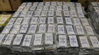 Ολλανδία: Τεράστια ποσότητα κοκαΐνης κατασχέθηκε στο λιμάνι του Ρότερνταμ