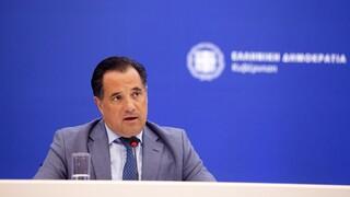 Γεωργιάδης: 600 ευρώ ο μισθός σε κάθε νέο εργαζόμενο