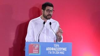 ΔΕΘ 2021 - Ηλιόπουλος: Η κυβέρνηση Μητσοτάκη έχει μπει σε κύκλο αναπότρεπτης φθοράς