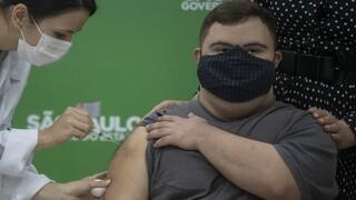 Βρετανική μελέτη: Ποιοι ευπαθείς άνθρωποι κινδυνεύουν περισσότερο από Covid-19 παρά τον εμβολιασμό