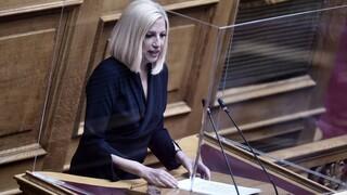 ΔΕΘ 2021 - Γεννηματά: Ο Μητσοτάκης χτίζει μια Ελλάδα για λίγους