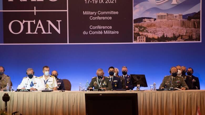 Στρατιωτική Επιτροπή ΝΑΤΟ στην Αθήνα: Απειλές και προκλήσεις για τη Συμμαχία