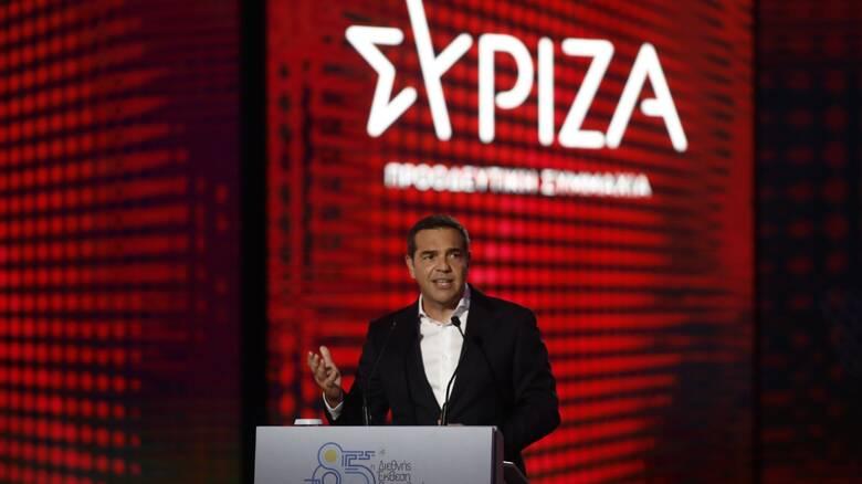 ΔΕΘ 2021: Το σχέδιο για το «νέο ΕΣΥ» παρουσίασε ο Αλέξης Τσίπρας