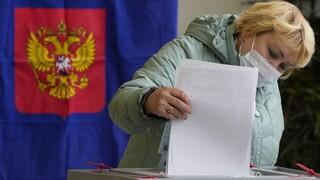 Ρωσία: Ολοκληρώνεται σήμερα η τριήμερη διαδικασία των βουλευτικών εκλογών
