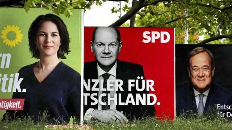 Τέλος εποχής Μέρκελ: Οι τρεις υποψήφιοι διάδοχοι για τα ηνία της Γερμανίας