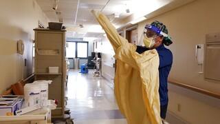 Κορωνοϊός - Βρετανία: Αρχίζει η χορήγηση του φαρμάκου αντισωμάτων Ronapreve από το NHS
